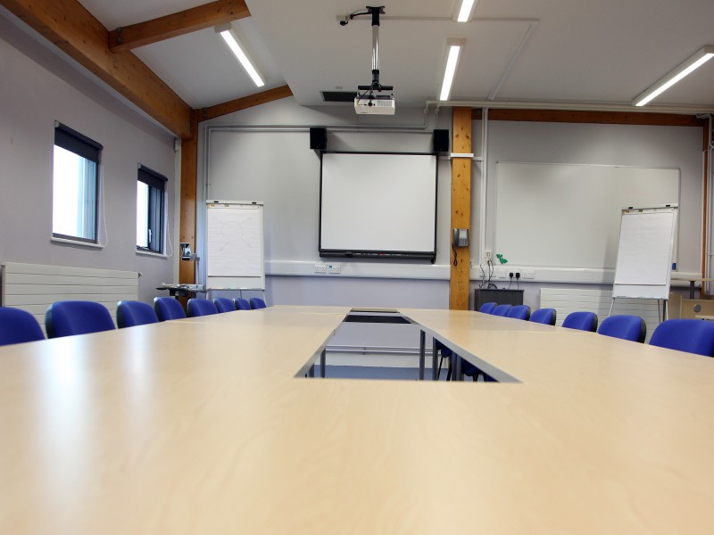 Chasewater Innovation Centre Meeting Room