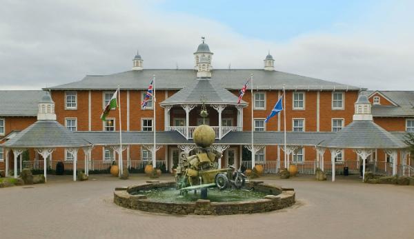 Staffordshire Hotels Near Alton Towers