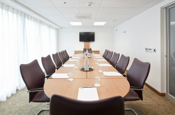 Drayton Manor Hotel Boardroom