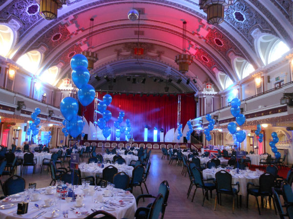 Kings Hall Stoke-on-Trent Awards Ceremony