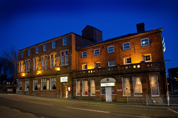 Borough Arms Hotel Newcastle-under-Lyme