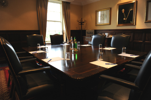 Adams Meeting Room at Stoke-on-Trent Moat House