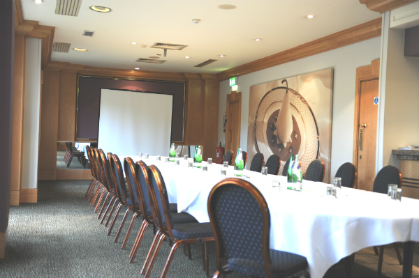 JWs meeting room at Stoke-on-Trent Moat House