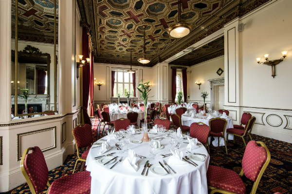 Keele Hall Salvin Suite