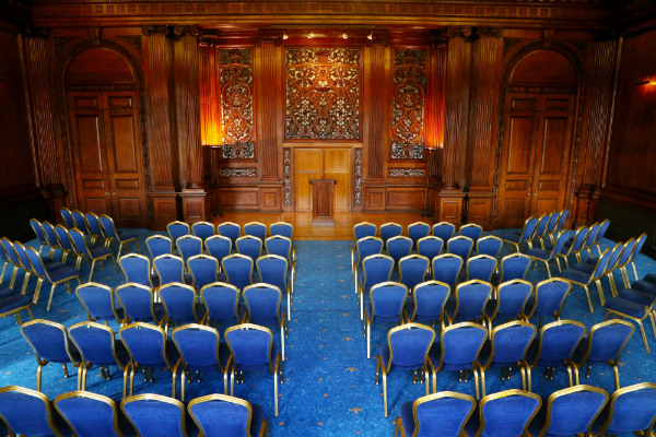 Swinfen Hall Hotel Ballroom conference room