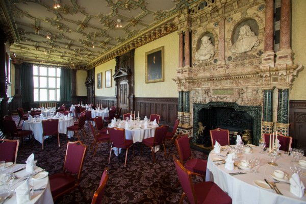 Crewe Hall Long Gallery