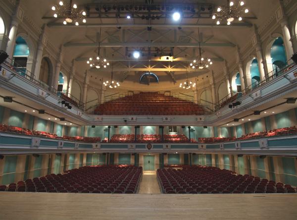 Regent Theatre Amp Victoria Hall Staffordshire Stoke On